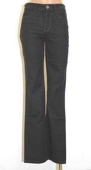 mac damen hose jeans stoffhose gr e 36 farbe schwarz. Black Bedroom Furniture Sets. Home Design Ideas